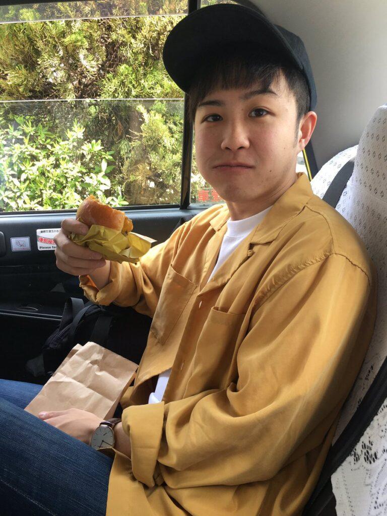 ドーナツピーナツのピーナツ